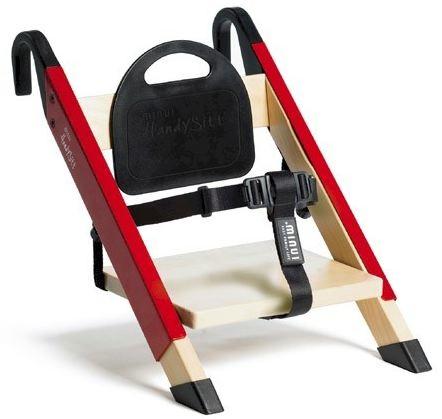 Comfortfirst P 134853 Minui Handysitt Freestanding Booster Seat High Chair Free Shippingaspx